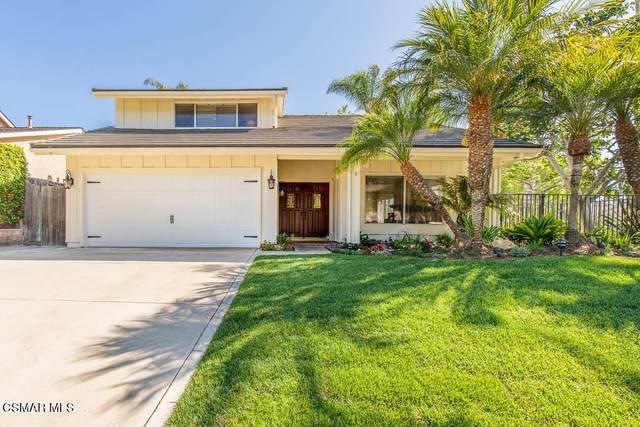 2699 Velarde Drive, Thousand Oaks, CA 91360 (#221004120) :: Powerhouse Real Estate