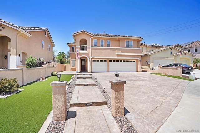 1266 Riviera Summit Rd, San Diego, CA 92154 (#210021238) :: RE/MAX Empire Properties