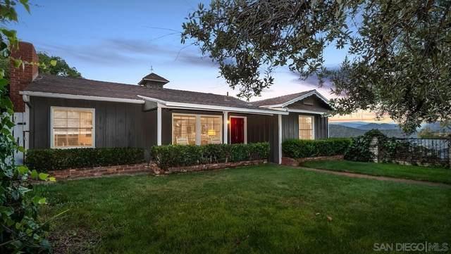 524 E 4Th Ave, Escondido, CA 92025 (#210021240) :: Eight Luxe Homes