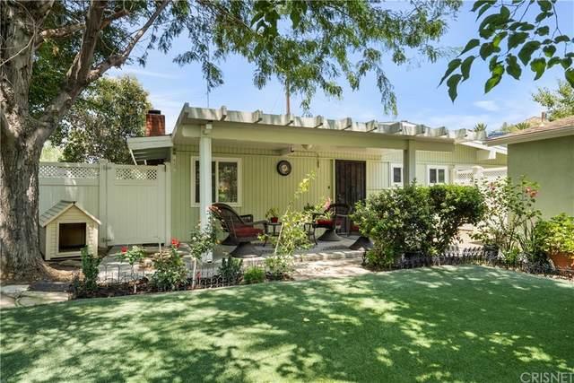 22467 Guadilamar Drive, Saugus, CA 91350 (#SR21163128) :: Latrice Deluna Homes