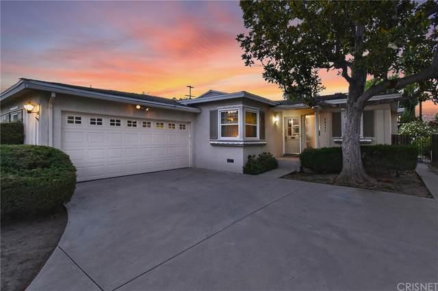 20451 Schoolcraft Street, Winnetka, CA 91306 (#SR21165253) :: Mark Nazzal Real Estate Group