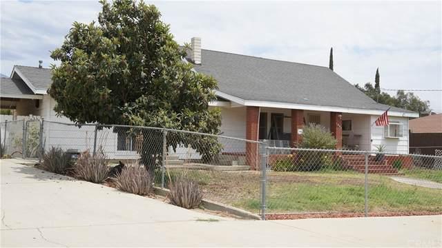 1081 W George Street, Banning, CA 92220 (#CV21163905) :: Legacy 15 Real Estate Brokers