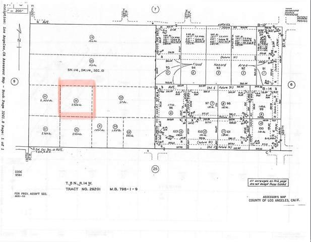 0 Vac/Vic Avenue B14/130 Stw, Antelope Acres, CA 93536 (MLS #SB21165136) :: ERA CARLILE Realty Group