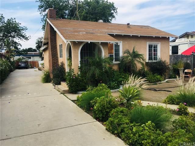 781 Laurel Avenue, Pomona, CA 91768 (#CV21162119) :: Cal American Realty