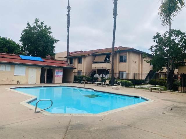 851 San Ysidro Blvd. W #6, San Ysidro, CA 92173 (#PTP2105280) :: Cochren Realty Team | KW the Lakes