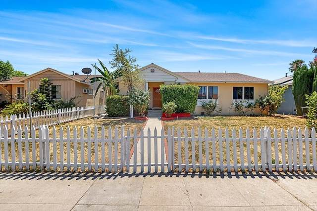 19806 Saticoy Street, Winnetka, CA 91306 (#SR21165317) :: Jett Real Estate Group