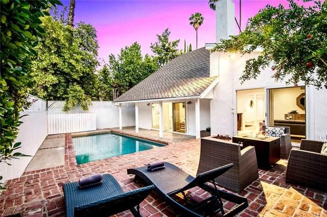 15961 Dickens Street, Encino, CA 91436 (#SR21158842) :: Mark Nazzal Real Estate Group