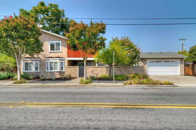 275 Olive Avenue, Sunnyvale, CA 94086 (#ML81855668) :: Cal American Realty