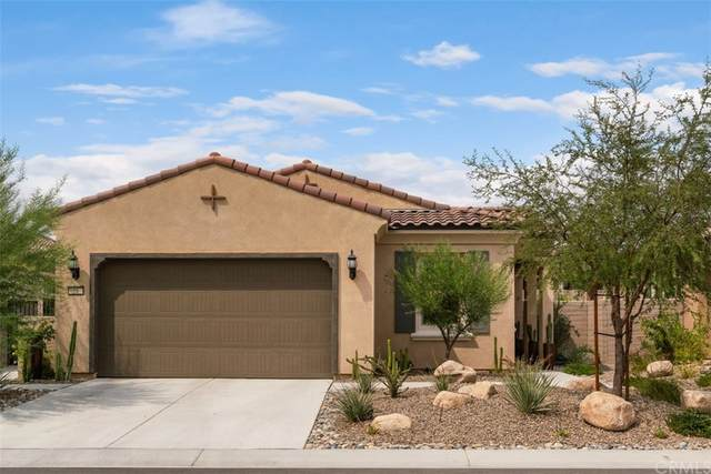 26 Syrah, Rancho Mirage, CA 92270 (#OC21128765) :: Robyn Icenhower & Associates