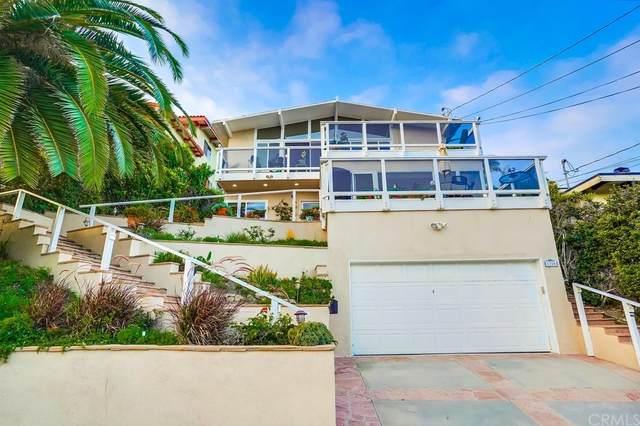1316 W 37th Street, San Pedro, CA 90731 (#SB21162819) :: Latrice Deluna Homes