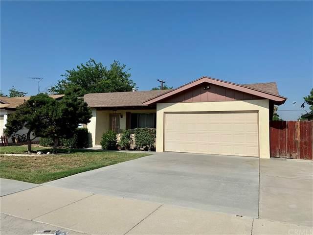 931 S Santa Fe Street, Hemet, CA 92543 (#PW21165333) :: Hart Coastal Group