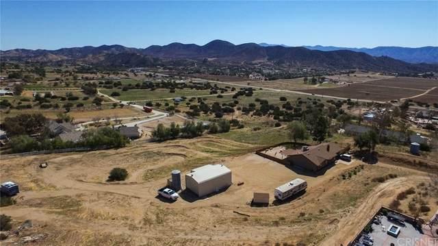 35102 Johnson Road, Agua Dulce, CA 91390 (#SR21165138) :: Legacy 15 Real Estate Brokers