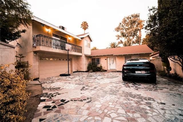 5614 Ponce Avenue, Woodland Hills, CA 91367 (#SR21165338) :: Robyn Icenhower & Associates