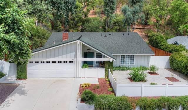 3924 Patrick Henry Place, Agoura Hills, CA 91301 (#SR21163716) :: Zen Ziejewski and Team