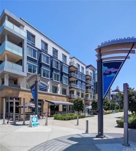 150 The Promenade N #506, Long Beach, CA 90802 (#PW21165334) :: Hart Coastal Group
