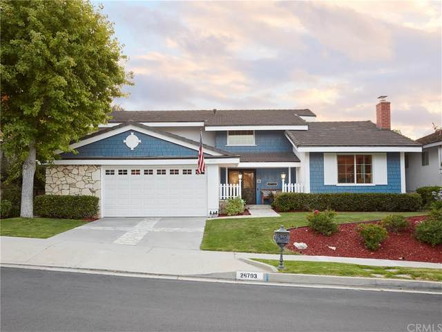 26703 Hawkhurst Drive, Rancho Palos Verdes, CA 90275 (#SB21163250) :: Compass