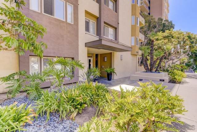 3645 7Th Ave #404, San Diego, CA 92103 (#210021252) :: Team Tami