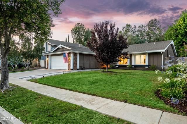 6617 Bayberry Street, Oak Park, CA 91377 (#221004125) :: Zutila, Inc.