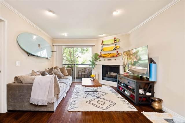 5515 Canoga Avenue #106, Woodland Hills, CA 91367 (#SR21146613) :: eXp Realty of California Inc.