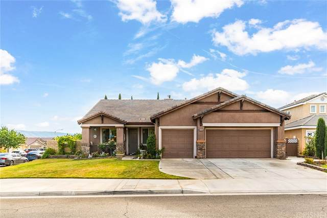 42305 Columbia Court, Lancaster, CA 93536 (#SR21165355) :: Cal American Realty