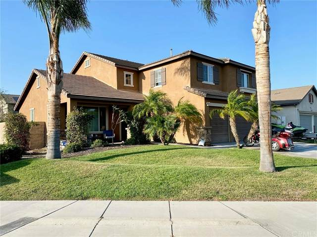 14566 Ithica Drive, Eastvale, CA 92880 (#OC21164597) :: The Alvarado Brothers