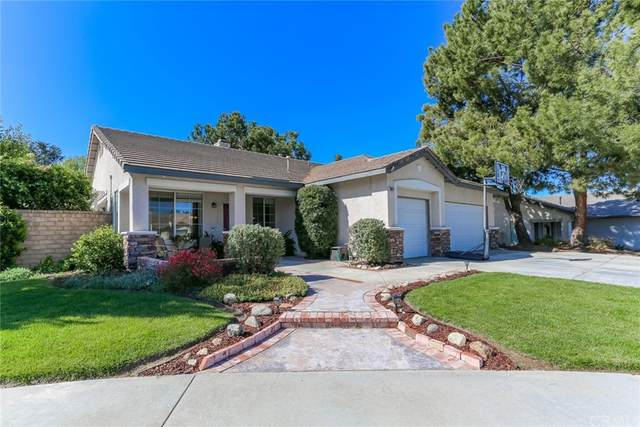 33371 Golden Meadow Court, Yucaipa, CA 92399 (#IG21165405) :: McKee Real Estate Group Powered By Realty Masters & Associates