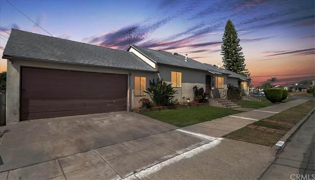 1565 W Colegrove Avenue, Montebello, CA 90640 (#CV21164672) :: Zutila, Inc.