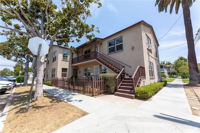 202 Esperanza Avenue #202, Long Beach, CA 90802 (#OC21155392) :: Hart Coastal Group