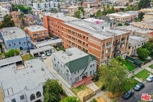 165 S Catalina Street, Los Angeles (City), CA 90004 (#21766076) :: Holmes Muirhead Team at Reviron Realty