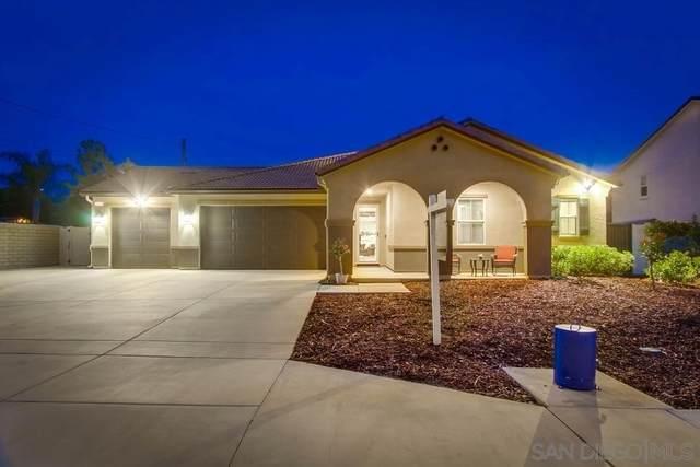 633 Lehner Ave, Escondido, CA 92026 (#210021255) :: Eight Luxe Homes