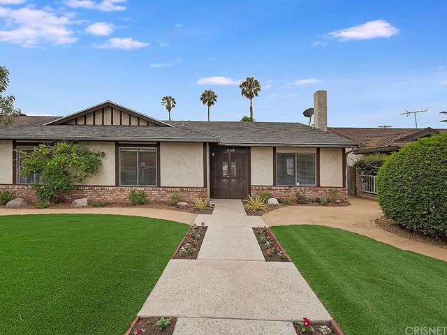 16140 Plummer Street, North Hills, CA 91343 (#SR21165417) :: Robyn Icenhower & Associates