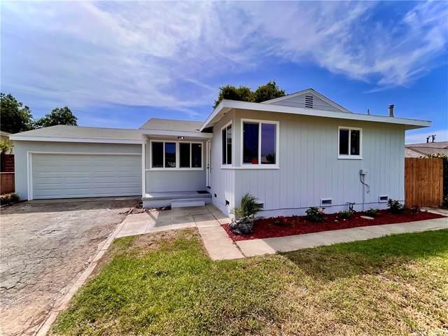 715 Peggy Avenue, La Puente, CA 91744 (#CV21165430) :: Cal American Realty