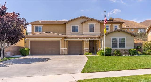 33734 Wild Horse Way, Yucaipa, CA 92399 (#EV21162788) :: McKee Real Estate Group Powered By Realty Masters & Associates