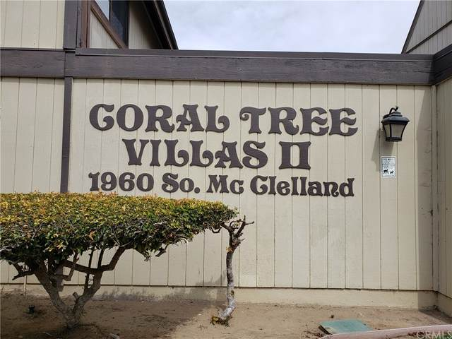 1960 S Mcclelland Street #29, Santa Maria, CA 93454 (#PI21165395) :: Corcoran Global Living