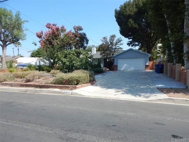 18155 Rayen Street, Northridge, CA 91325 (#SR21165457) :: Hart Coastal Group
