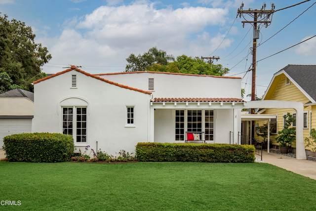1608 Wayne Avenue, South Pasadena, CA 91030 (#P1-5931) :: Mark Nazzal Real Estate Group