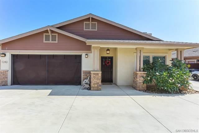 1243 Peach Avenue, El Cajon, CA 92021 (#210021264) :: Eight Luxe Homes