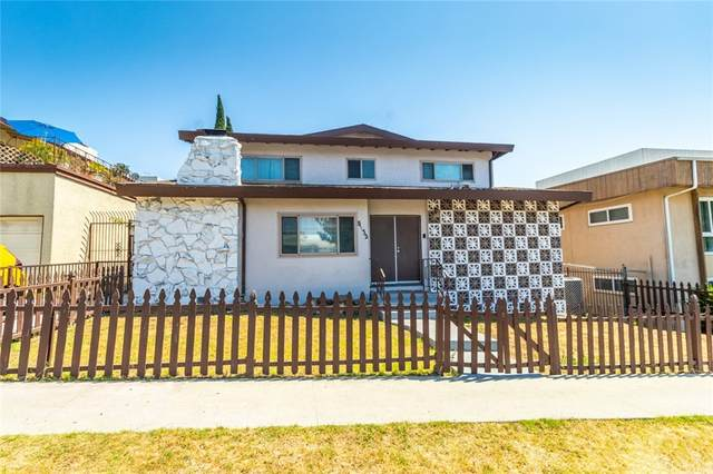 3132 W 99th Street, Inglewood, CA 90305 (#OC21165133) :: Cochren Realty Team | KW the Lakes