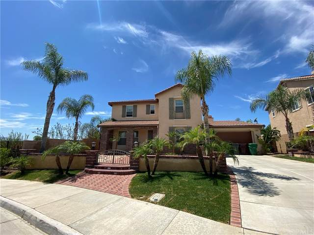 34661 Slough Road, Winchester, CA 92596 (#SW21165501) :: EXIT Alliance Realty