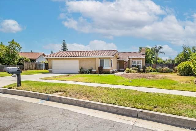 204 Donna Drive, Redlands, CA 92374 (#EV21165425) :: RE/MAX Empire Properties