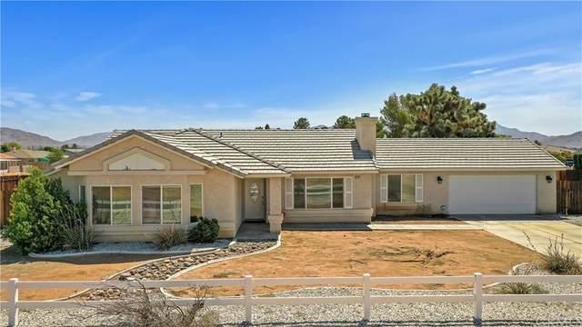 15185 Nanticoke Road, Apple Valley, CA 92307 (#IV21164910) :: Robyn Icenhower & Associates