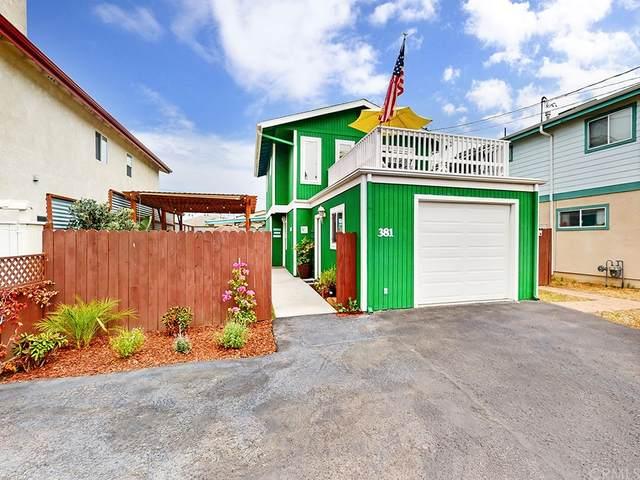 381 Island Street, Morro Bay, CA 93442 (#SC21165399) :: Millman Team