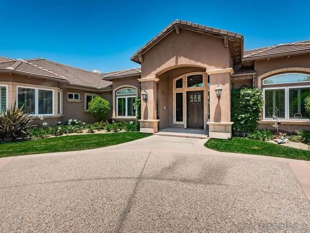 12801 Gate Drive, Poway, CA 92064 (#210021268) :: Robyn Icenhower & Associates