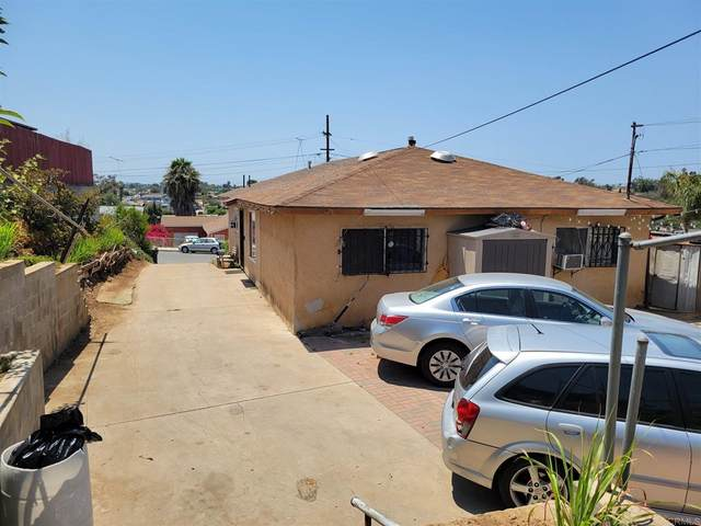 925 27 Winston Drive, San Diego, CA 92114 (#PTP2105285) :: Doherty Real Estate Group