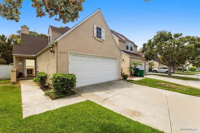2691 Regent Rd, Carlsbad, CA 92010 (#NDP2108764) :: Doherty Real Estate Group