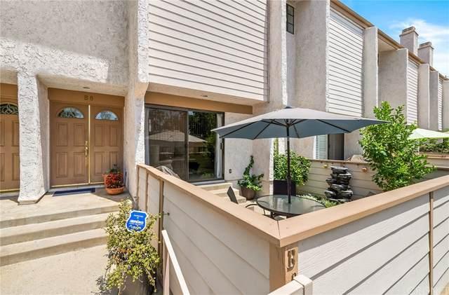 21025 Lemarsh Street B8, Chatsworth, CA 91311 (#SR21165486) :: Cochren Realty Team | KW the Lakes