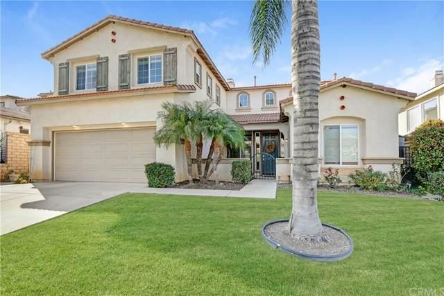 2272 Marsant Avenue, Corona, CA 92882 (#OC21165562) :: A|G Amaya Group Real Estate