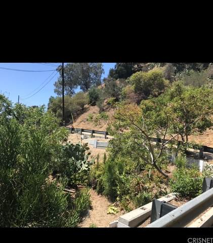 8354 Utica Dr, Hollywood Hills, CA 90046 (#SR21165558) :: Realty ONE Group Empire