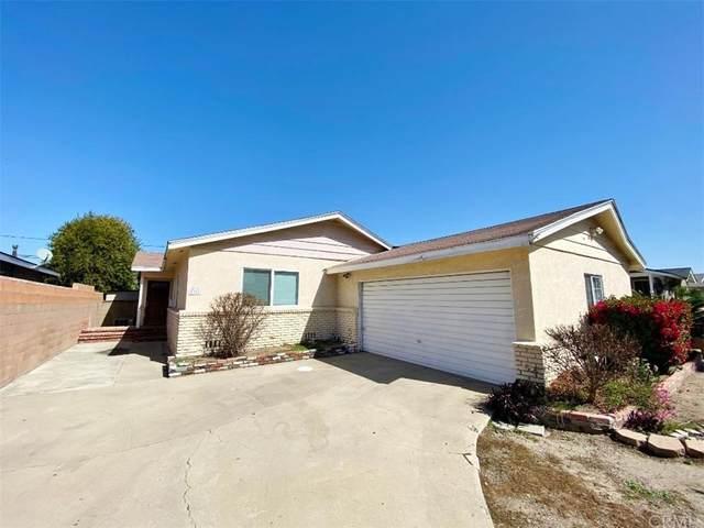 2921 E 69th Street, Long Beach, CA 90805 (#PW21165575) :: Eight Luxe Homes