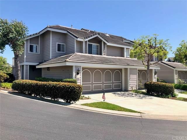 40 Suffolk Downs #108, Laguna Niguel, CA 92677 (#OC21165583) :: eXp Realty of California Inc.